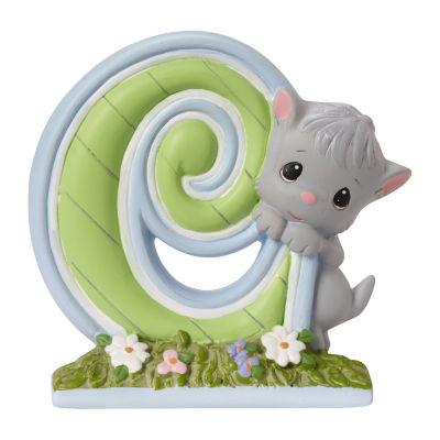 Precious Moments Letter C Figurine Baby Milestones - Unisex
