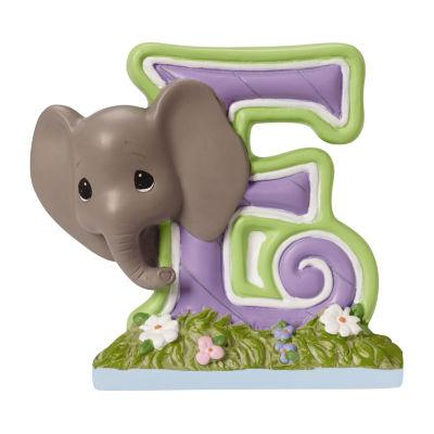 Precious Moments Letter E Figurine Baby Milestones - Unisex