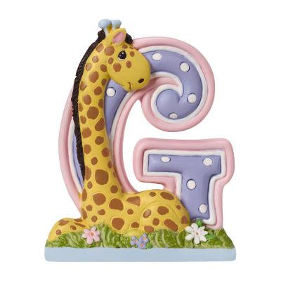 Precious Moments Letter G Figurine Baby Milestones - Unisex