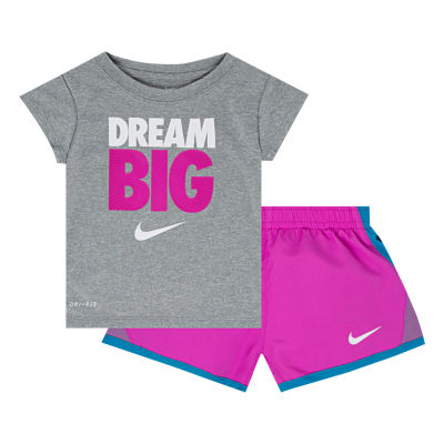 Nike 2-pack Short Set Toddler Girls