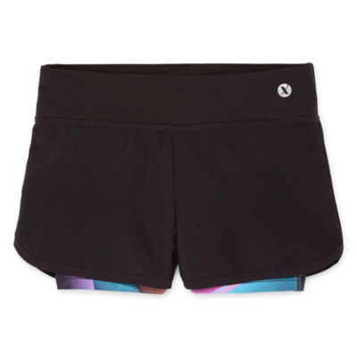 Xersion Pattern Running Shorts - Toddler Girls