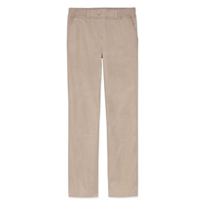 Izod Exclusive Comfort Waist Pants Girls 4-16 & Plus