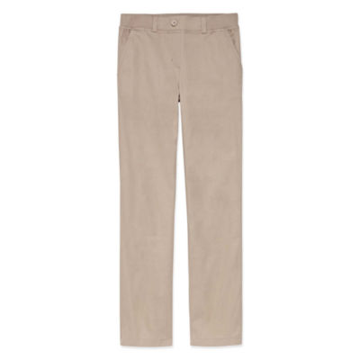 IZOD Girls Bootcut Pull-On Pants