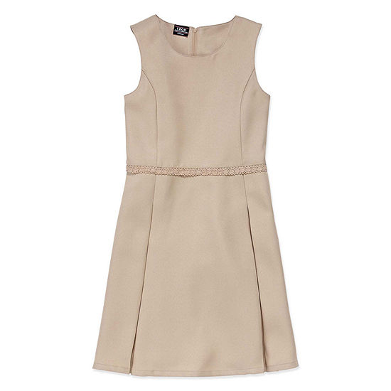Izod Exclusive Girls Sleeveless Jumper
