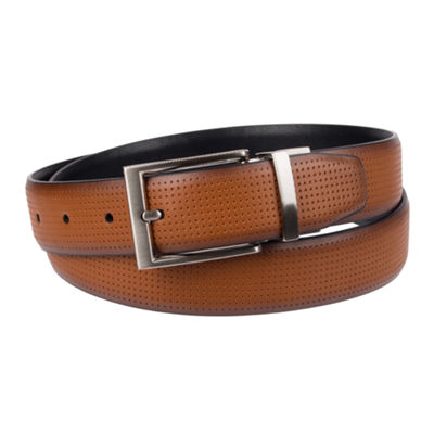 J. Ferrar Perforated Stretch Belt