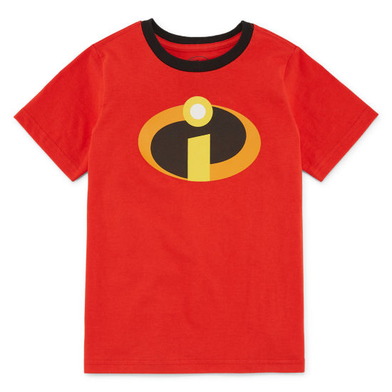 Disney The Incredibles 2 Graphic T-Shirt Boys