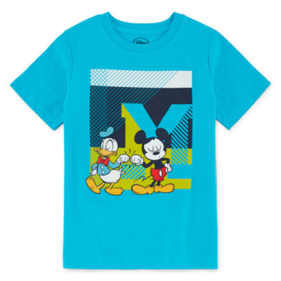 Disney Mickey and Friends Graphic T-Shirt-Toddler Boys