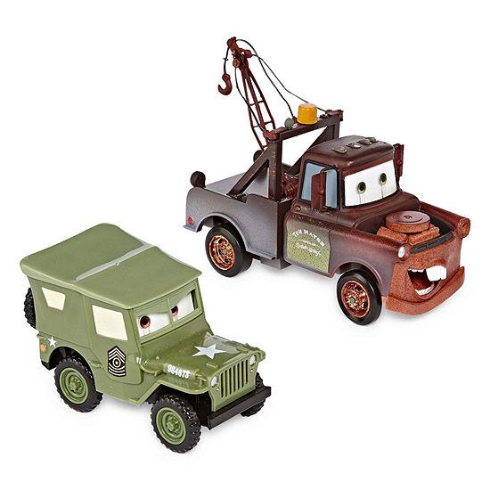 Disney Mater And Sarge 2-pc. Cars Car