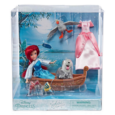 Disney 4-pc. The Little Mermaid Toy Playset - Girls