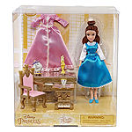 Disney 4-pc. Beauty and the Beast Toy Playset - Girls