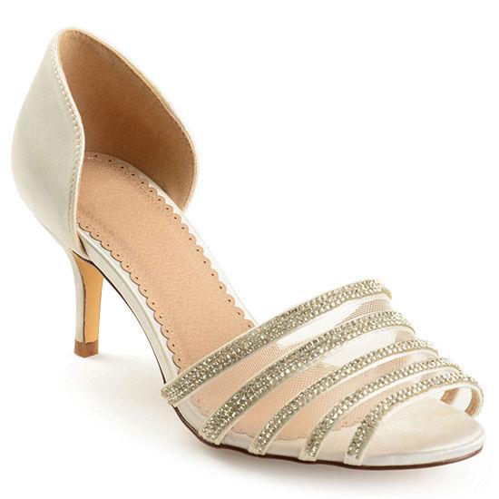 Journee Collection Womens Simone Pumps Stiletto Heel