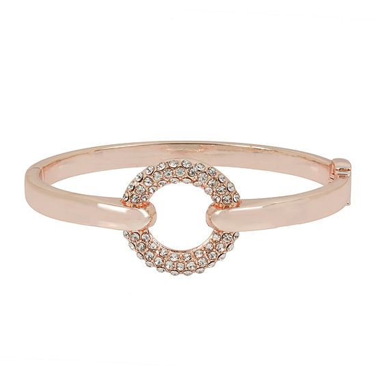 Worthington Rose Tone Bolo Bracelet