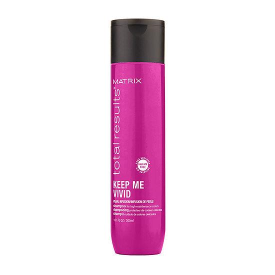 Matrix Total Results Toning Keep Me Vivid Color Obsessed Shampoo - 10.1 oz.