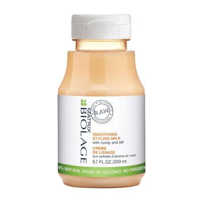 Matrix Biolage Raw Smoothing Styling Milk Styling Product
