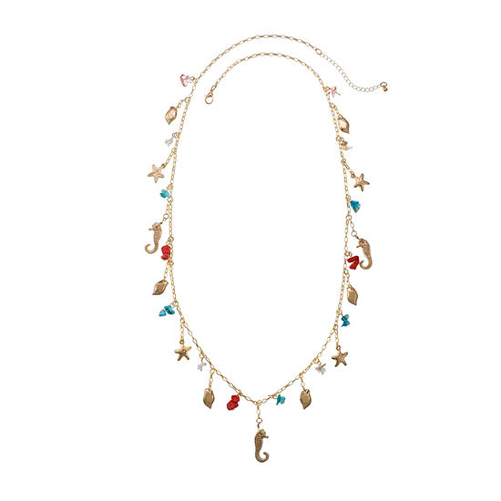 EL by Erica Lyons Womens Strand Necklace