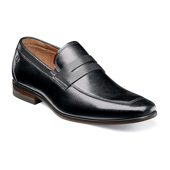 Florsheim Mens Scottsdale Penny Slip-On Shoe