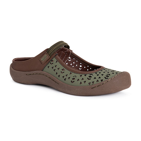 Muk Luks Womens Justine Slip-On Shoe Round Toe