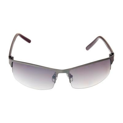 Dockers® Semi-Rimless Single Bridge Sunglasses