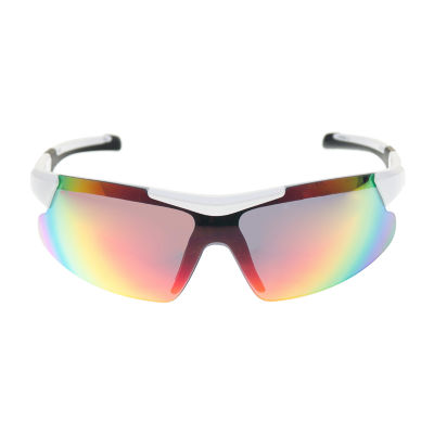 Xersion® Wrap Blade Sunglasses with Rainbow Lens