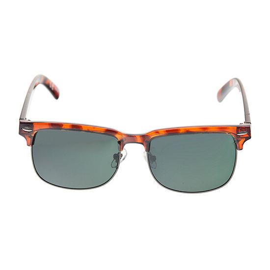Dockers® Square Clubmaster Sunglasses