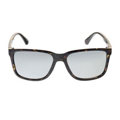 Dockers® Tortoise Retro Rectangular Sunglasses