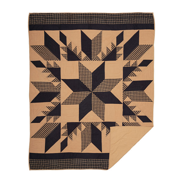 Ashton And Willow Lansing Reversible Quilt