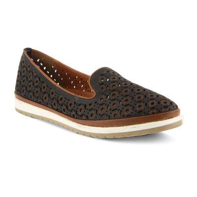 Spring Step Womens Tulisa Slip-On Shoe Closed Toe