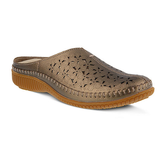 Spring Step Womens Parre Clogs Closed Toe
