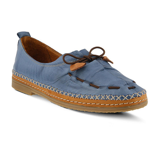 Spring Step Womens Berna Loafers Slip-on Closed Toe