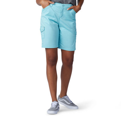 "Lee Cargo Bermuda Womens Mid Rise 9"" Bermuda Short"
