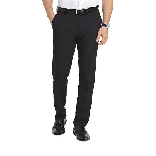 Van Heusen Traveler Slim Fit Pant - Tall