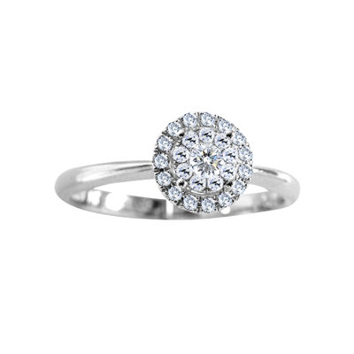 Brilliant Dream™ 1/4 CT. T.W. Diamond Engagement Ring