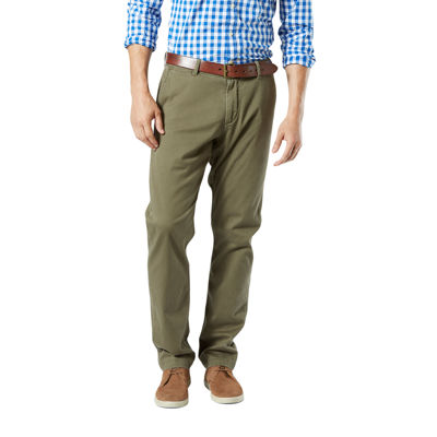 Dockers® Washed Athletic-Fit Pants