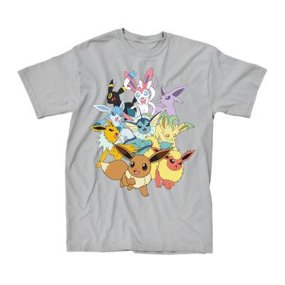 Pokemon Eevee Short-Sleeve Tee