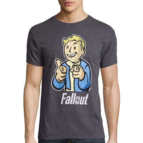 Fallout Vault Boy Short Sleeve T-Shirt