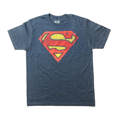 Superman Icon Graphic Tee