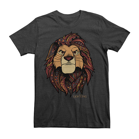 Lion King Mufasa Graphic Tee