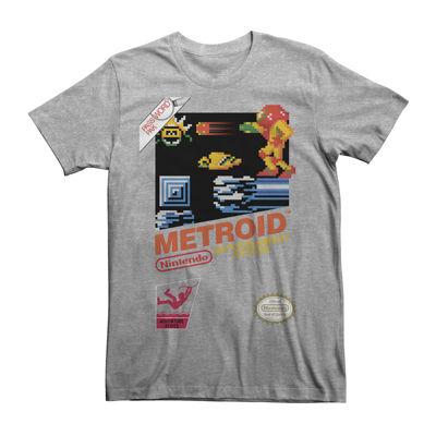 Nintendo Metroid Short-Sleeve Tee
