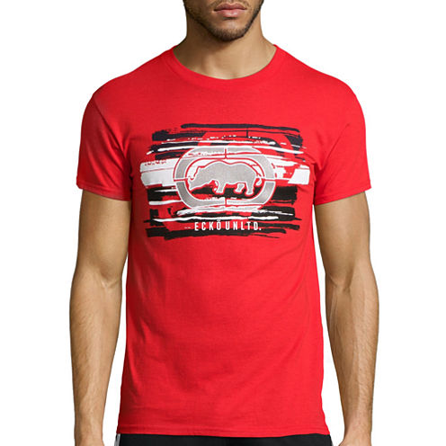 Ecko Unltd.® Brush Em Off Short-Sleeve Tee