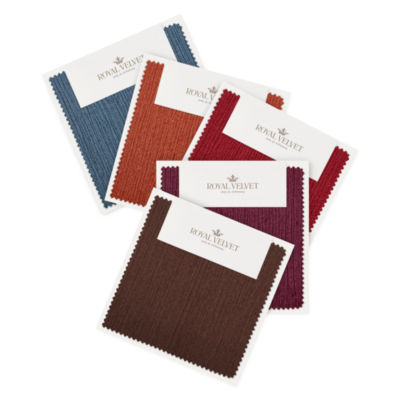 Royal Velvet® Hilton Swatch Card