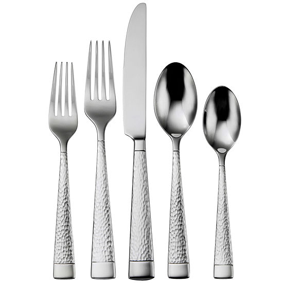 Oneida® Sambre 65-pc. 18/10 Stainless Steel Flatware Set