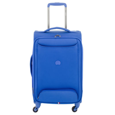 """Delsey Chatillon 21"""" 4-Wheel Expandable Carry-On Luggage"""