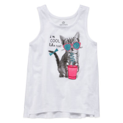 Okie Dokie Tank Top - Preschool Girls
