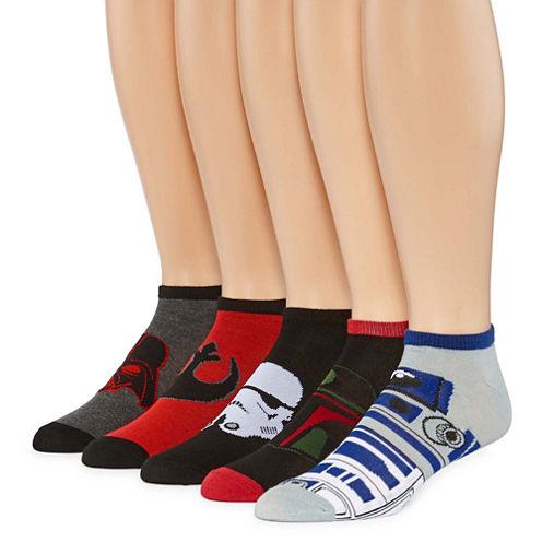 Star Wars® 5-pk. Low Cut Socks