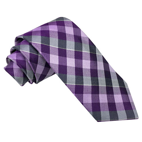 Stafford Checked Tie