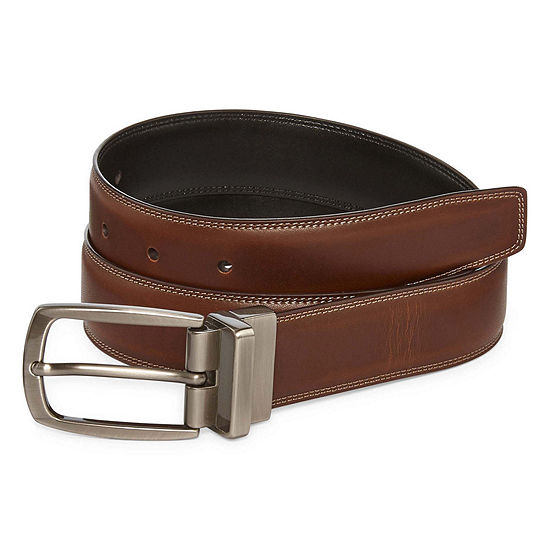 Stafford Leather Belt