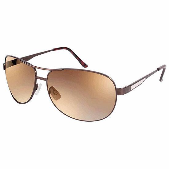 Arizona Men's Aviator Sunglasses