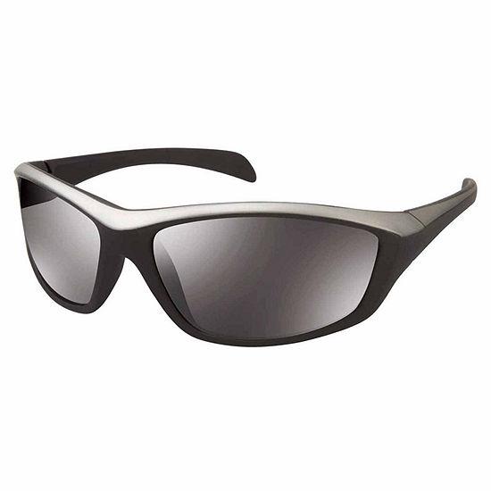 Xersion Mens Wrap Around Sunglasses