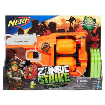 Nerf Zombie Strike Flip Fury