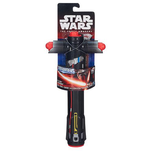 Hasbro Star Wars: The Force Awakens - BladeBuilders: Kylo Ren Extendable Lightsaber